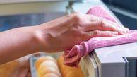 تمیز کردن بوی بد یخچال با ساده ترین روش