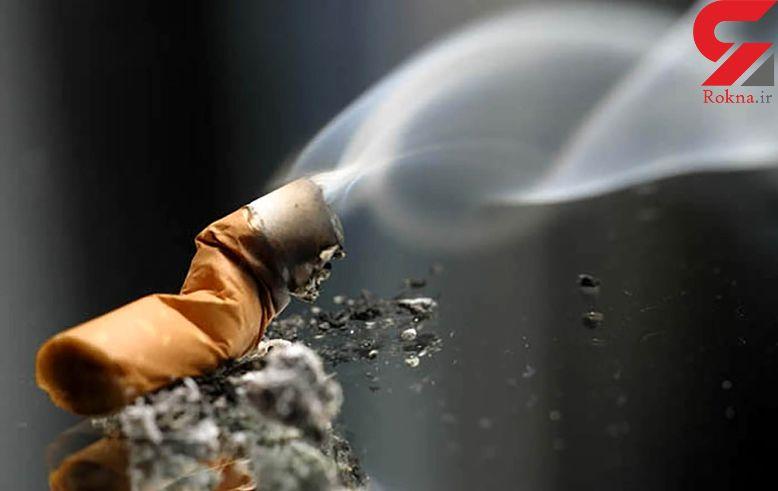 تاثیر دود سیگار بر زیبایی ناخن و پوست