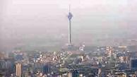 فردا تهران آلوده می شود