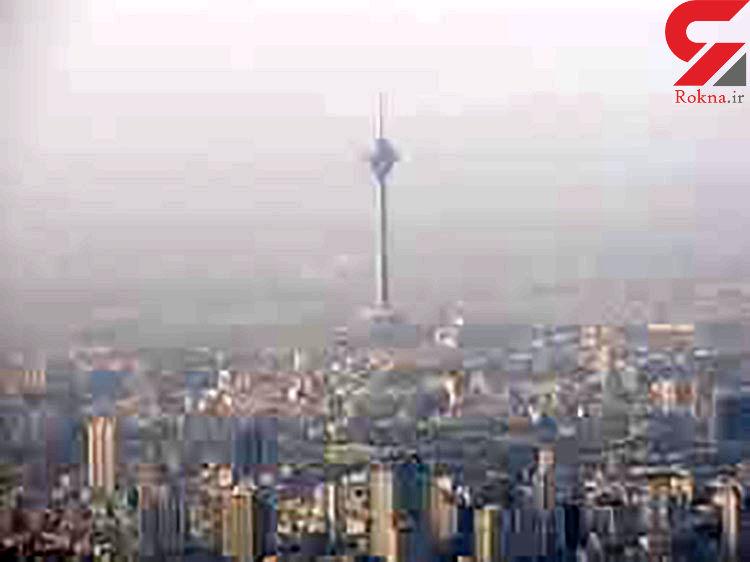 مراجعه بیش از 2 هزار بیمار تهرانی به اورژانس به دلیل آلودگی هوا