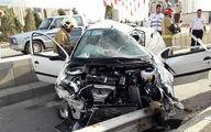 2 کشته بر اثر برخورد خودروها در استان قزوین