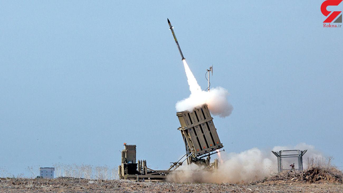 استقرار سامانه گنبد آهنین در مرزهای شمالی اسرائیل از ترس پاسخ مقامت
