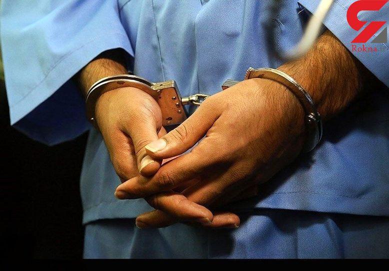 بازداشت مرد اراکی که مزاحم نوامیس عزاداران حسینی می شد
