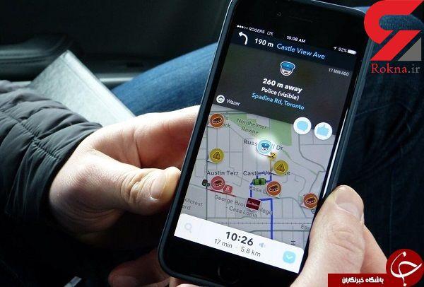 گوگل بار دیگر برای بروزرسانی نقشه خود از ویز الگوبرداری کرد!