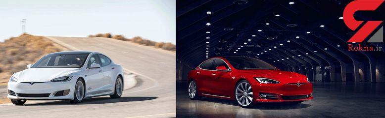 تسلا، سریع ترین خودروی جهان +تصاویر