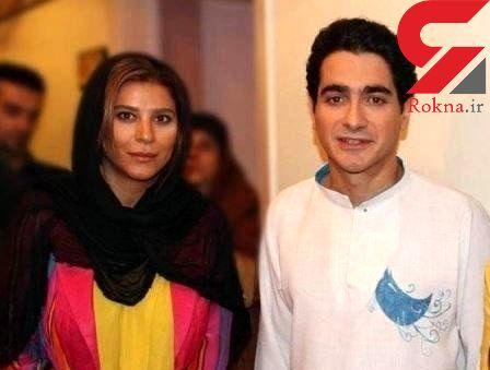 جنجال ازدواج همسر سابق رامبد جوان با مرد سرشناس ایران + تصاویر