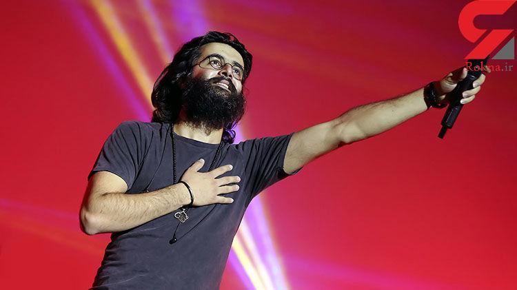 کنسرت موسیقی هوروش بند در شهر کرد