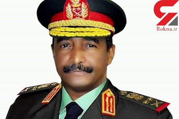 رئیس جدید شورای نظامی سودان سوگند یاد کرد