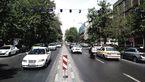 تعطیلات نیم بند پایتخت/ تهران نشانی از قرمز بودن ندارد + فیلم