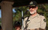 معاون فرمانده ارتش: توطئههای ترامپ به جایی نمیرسد