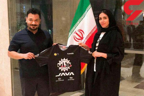 بانوی لژیونر ایرانی به لیگ اسپانیا پبیوست!