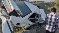4 مصدوم در اثر واژگونی خودرو سمند در محور آبادان به ماهشهر