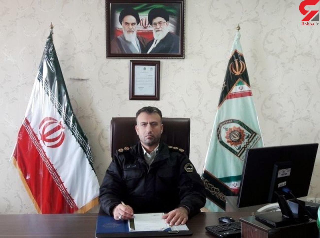 کشف سلاح غیرمجاز و اشیاء تاریخی در کرمانشاه