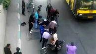 خودکشی وحشتناک 2 دختر جوان از پل چمران اصفهان