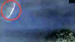 وحشت مردم از دیدن شئی ناشناس در آسمان+ عکس