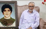 مرگ تلخ پدر شهید فهمیده در روزهای کرونایی / مادر او 30 روز پیش آسمانی شده بود + عکس
