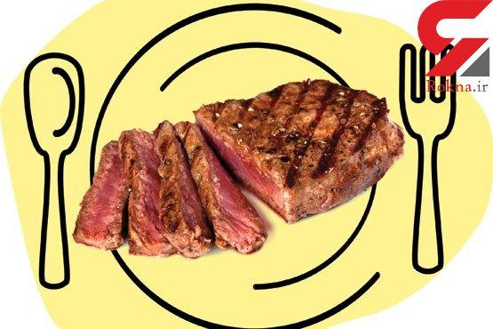 گوشت را درست کباب کنید تا سرطان نگیرید