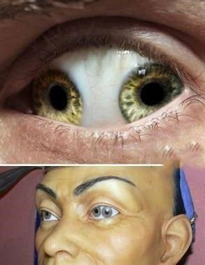 ترسناکترین و عجیب و غریبترین چشمهای دنیا + تصاویر