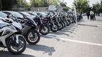 توقیف موتورسیکلتهای چند صد میلیونی توسط پلیس + عکس