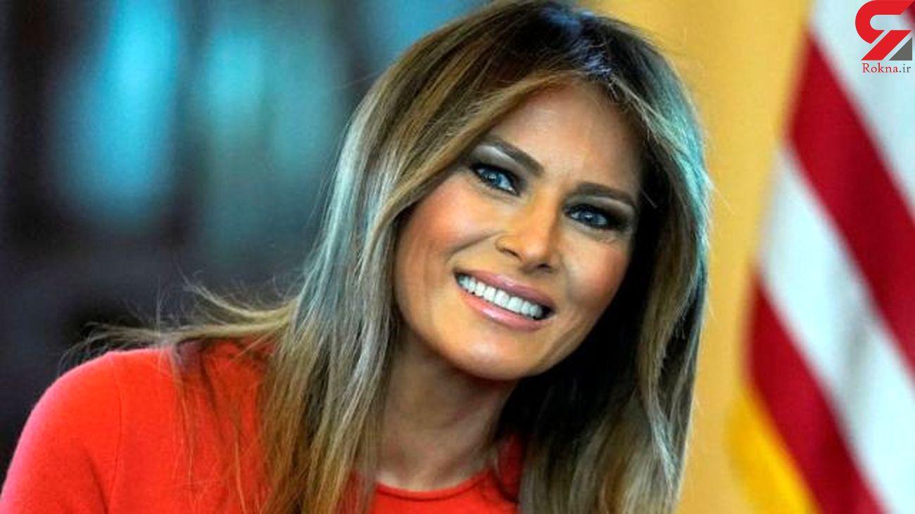 صحبتهای همسر ترامپ درباره وضعیت سلامتیاش پس از کرونا
