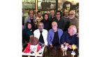 جشن تولد مسعود کیمیایی با حضور چهرههای معروف +تصاویر