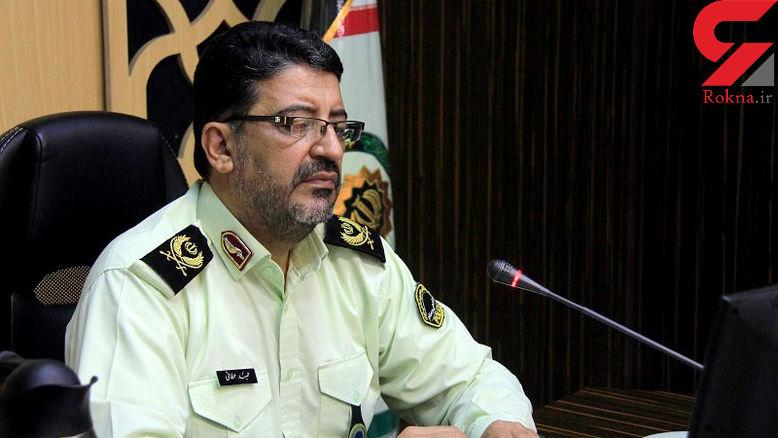 سامانه کنترل هوشمند گشت های نیروی انتظامی راه اندازی شد