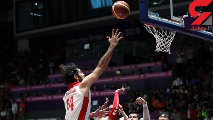 پیروزی ایران مقابل فیلیپین