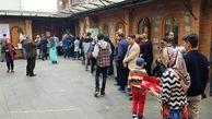 روحانی در روسیه چقدر رای آورد؟