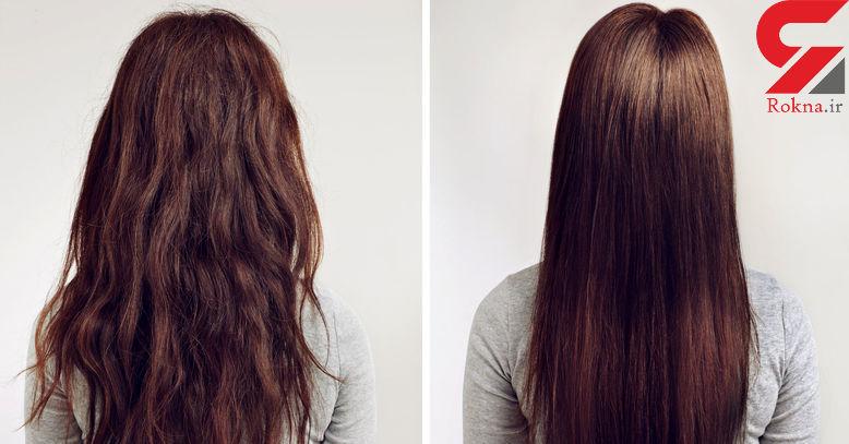 با لوسیون خانگی سیب زمینی موهای تان را صاف کنید!