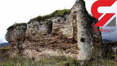 سفال های قلعه هزارساله تحویل موزه رشت شد