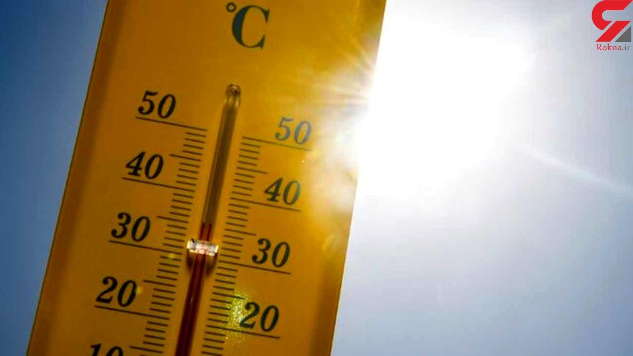 شدت گرما 17 شهر خوزستان را تعطیل کرد