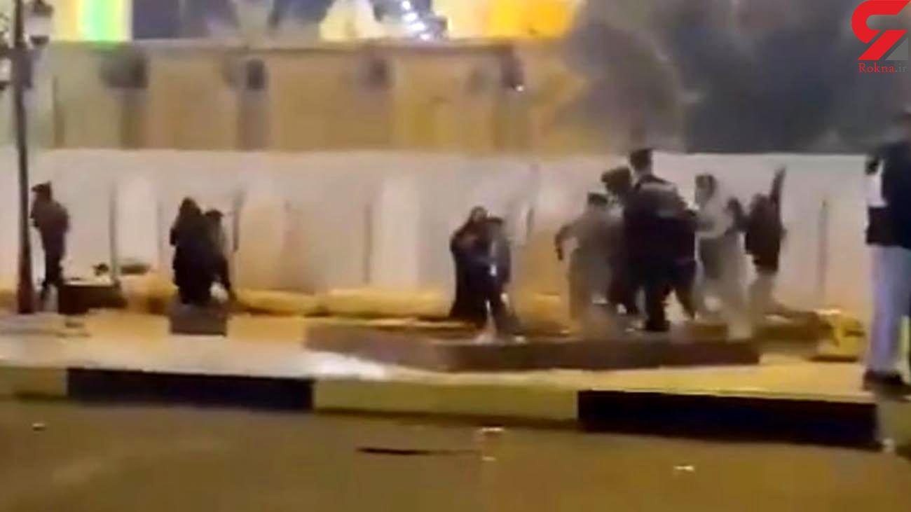 جزییات تازه از انفجار در کاظیمه عراق / 8 نفر مجروح شدند + عکس