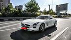 خودروی 10 میلیاردی در خیابانهای تهران+عکس
