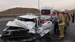 خودروی کاروان معاون رئیس جمهور همراه نوبخت واژگون شد+ جزییات