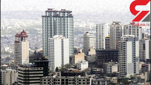 خطر در کمین برج نشین ها /  ۲۷۰ ساختمان بلندمرتبه در کوچه های باریک تهران