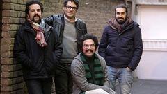 شوک بزرگ برای گروه موسیقی پالت