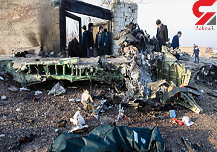 61 پیکر قربانی حادثه سقوط هواپیما شناسایی شدند + اسامی