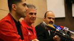 کیروش همراه تیم ملی به تهران میآید