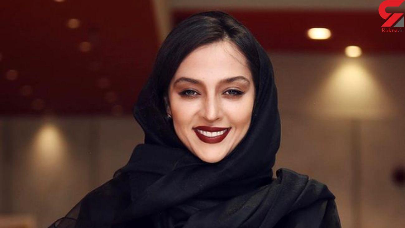چهره ناراحت خانم بازیگر معروف / آناهیتا درگاهی: می خواهم زنده بمانم