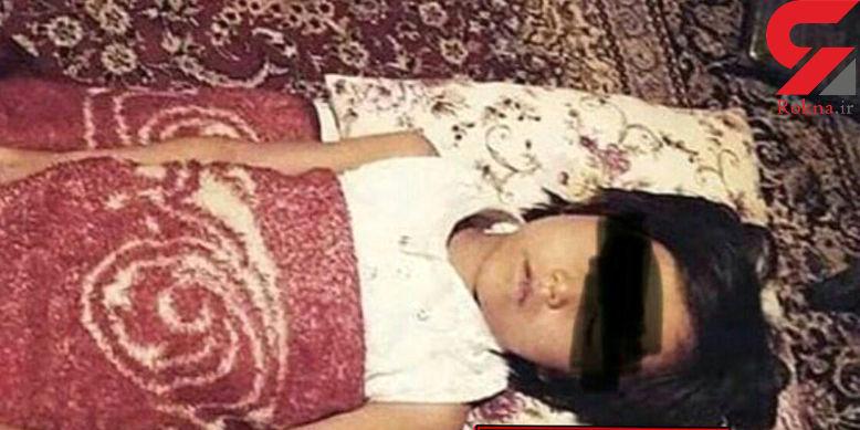 فوری / تایید آزار شیطانی  بهاره 5 ساله در خمینی شهر توسط پزشکی قانونی + عکس