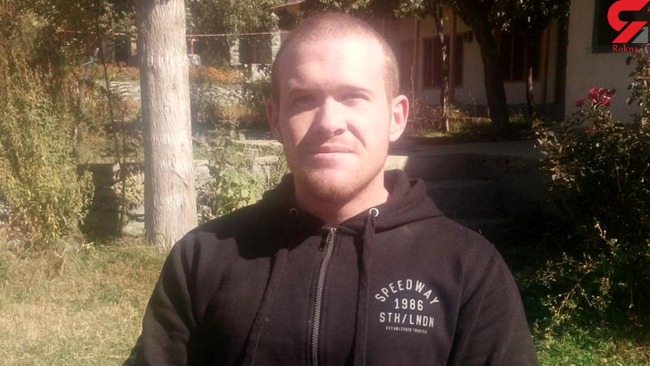 لبخند شیطانی تروریست 2 مسجد نیوزلند در دادگاه + فیلم و عکس