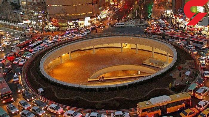 با میدان ولیعصر چه کردند/ نوستالژی که در طرح زیبا سازی نابود شد