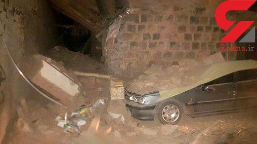 نخستین تصاویر از زلزله میانه / آذربایجان شرقی