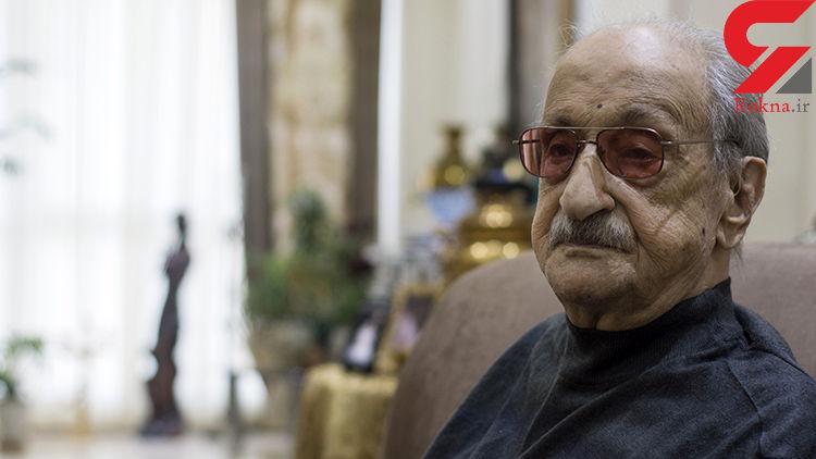 وخامت حال خواننده سرشناس ایرانی / در بیمارستان بستری شد ! + جزییات
