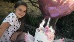 جشن تولد ساده فوتبالیست مشهور برای تک دخترش +عکس
