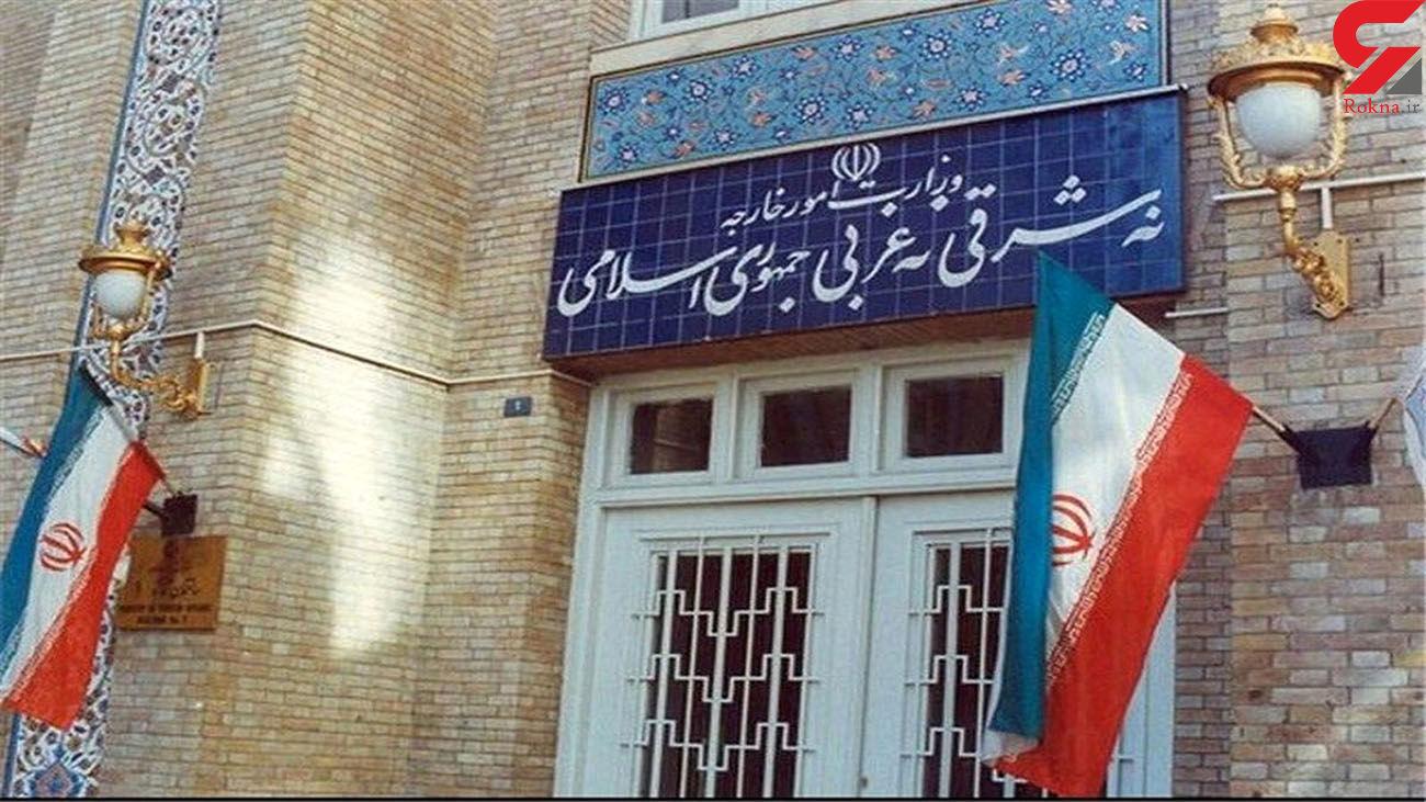 احضار کاردار موقت سفارت فرانسه به وزارت خارجه ایران
