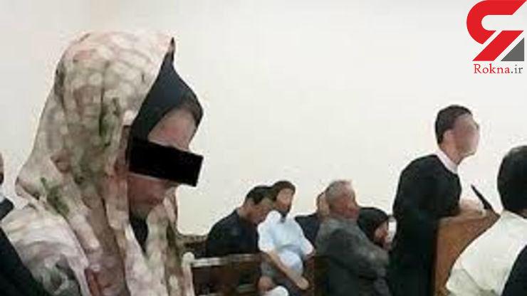 تجاوز جنسی فجیع ۴ مرد به زن جلوی چشم شوهرش در مشهد / واکنش قاضی حسینی