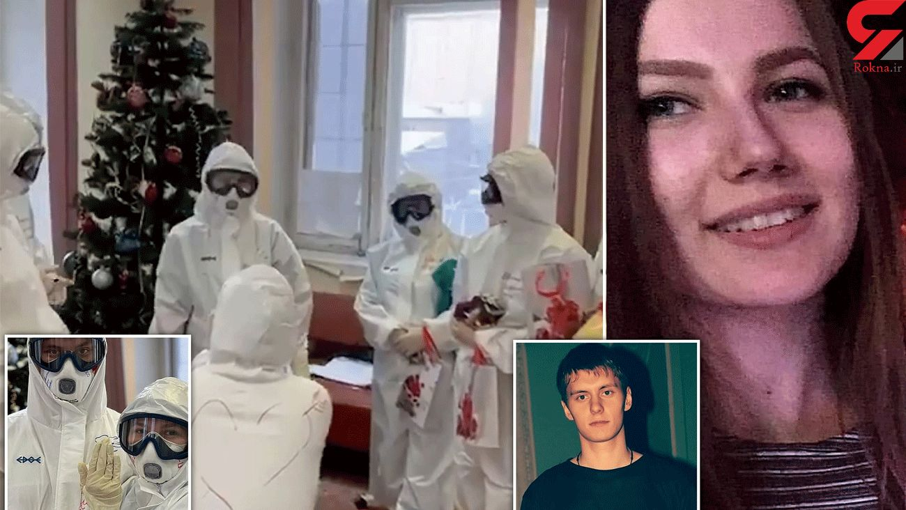 Coronavirus doctor proposes to colleague on front line as they both wear hazmat suits