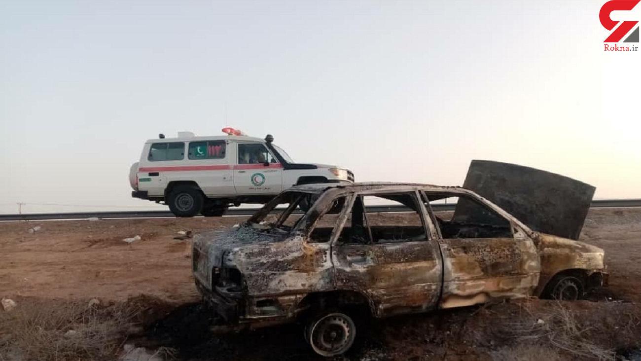 2 حادثه رانندگی با 5 مصدوم در سمنان
