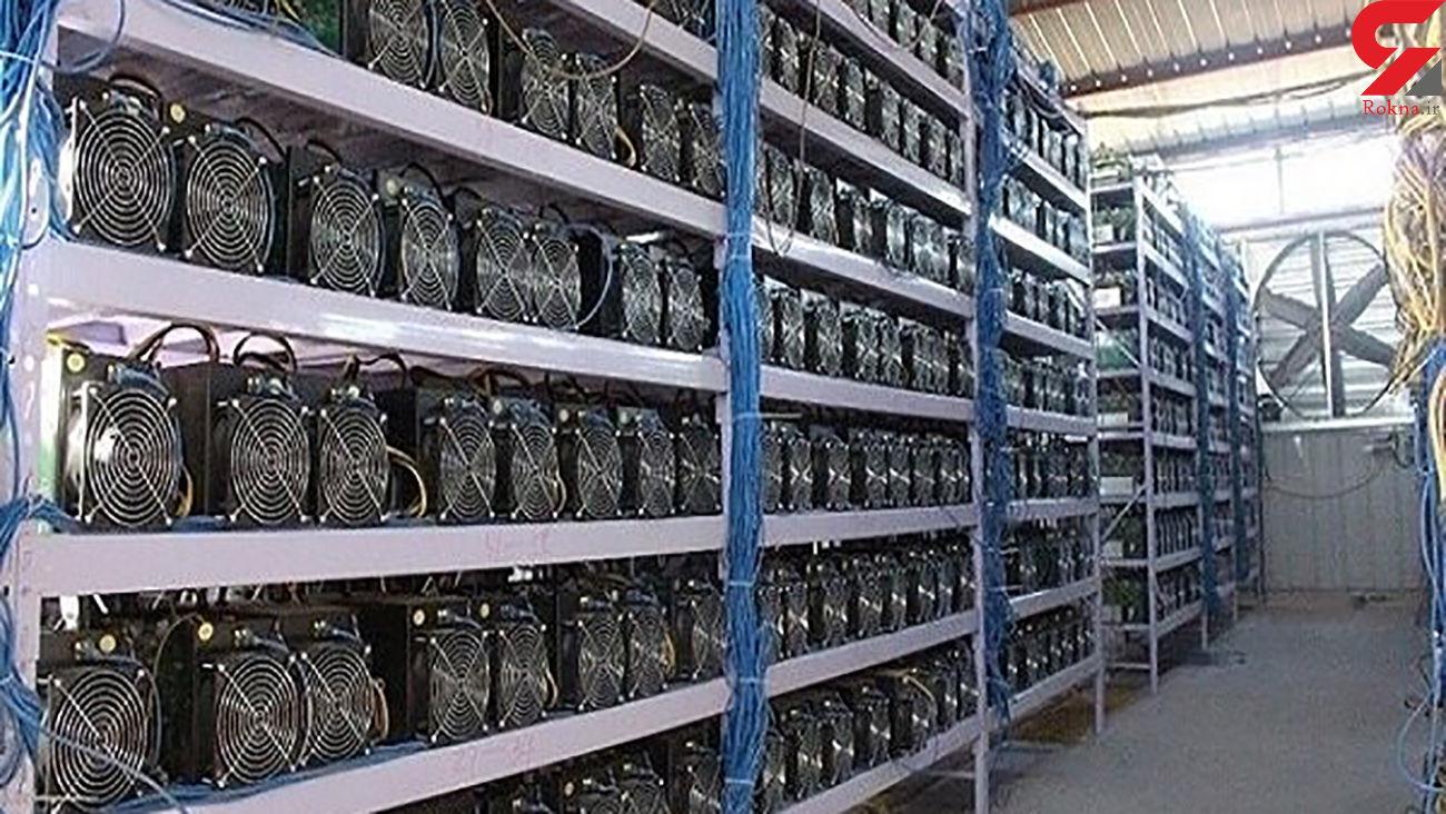 کشف 126 دستگاه استخراج ارز دیجیتال قاچاق میلیاردی در اراک